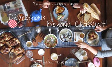Visueel van project Partagez plus qu'un repas avec votre mobile!
