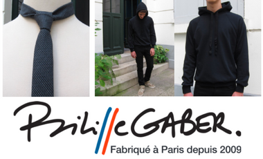 Project visual philippegaber made in Paris