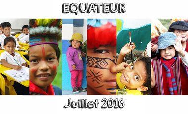 Visuel du projet Projet scouts - Equateur 2016
