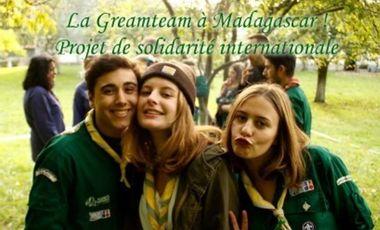 Visuel du projet La greamteam à Madagascar !