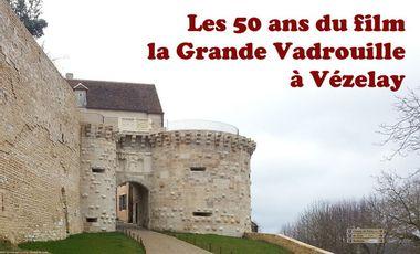 Project visual Les 50 ans de la Grande Vadrouille : ça se fête !