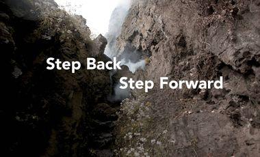 Visuel du projet Step Back Step Forward Exposition Photo