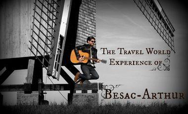 Visuel du projet Besac-Arthur : Un Tour du Monde en Musique - Production du deuxième album