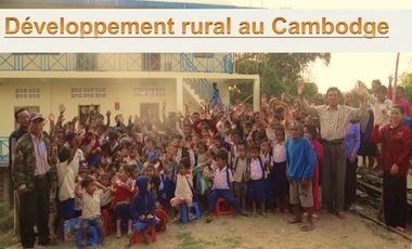 Visueel van project Cambodge 2016 - Compagnons St François