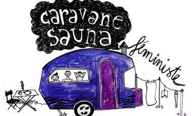Visueel van project Construction d'une CARAVANE SAUNA féministe