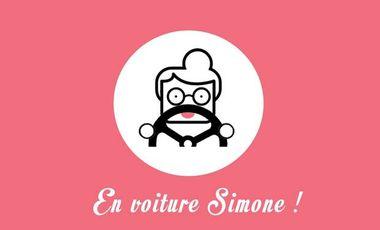 Visuel du projet En Voiture Simone