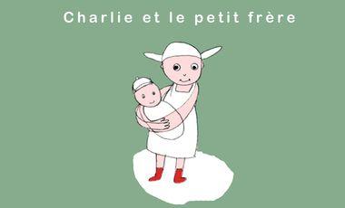 Project visual Charlie et le petit frère