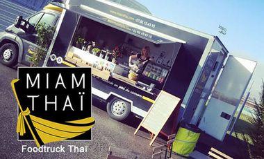 Project visual Miam Thaï Foodtruck, pour que l'aventure continue !