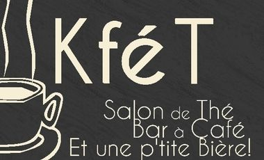 Visuel du projet K Fé T, cafés, thés et bières