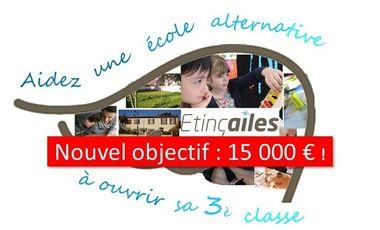 Project visual Une classe enfantine pour Etinç'ailes