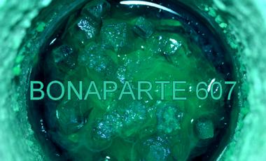 Project visual BONAPARTE 607