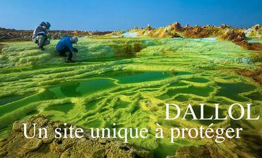 Project visual Expédition Dallol, aux frontières de la vie