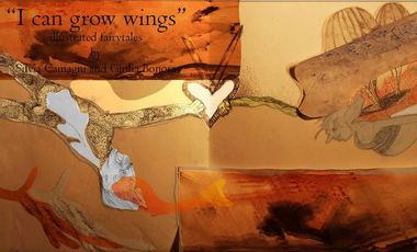 Project visual I can grow wings