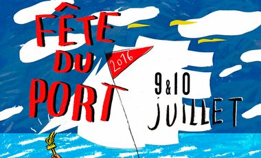 Project visual Fête du Port