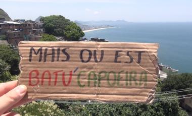 Visuel du projet Batu'Capoeira : les Projets Sociaux