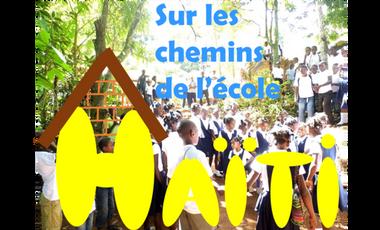 Project visual Des scouts sur les chemins de l'école en Haïti