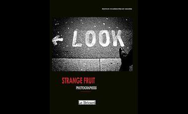 Project visual STRANGE FRUIT - LO BRICARD - Livre photographique