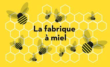Project visual La fabrique à miel dans le Parc Matisse - Lille