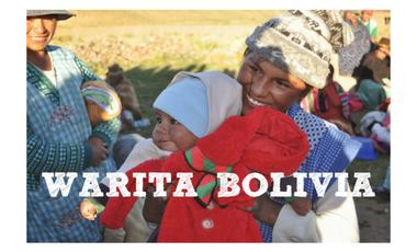 Visueel van project WARITA BOLIVIA