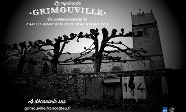 Project visual Le Mystère de Grimouville
