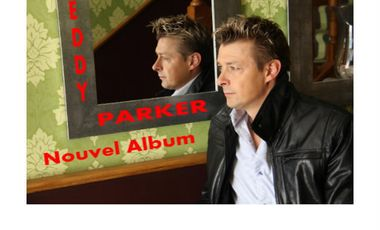 Visueel van project Eddy PARKER Nouvel Album