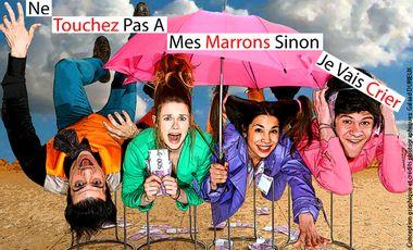 Visuel du projet Ne Touchez Pas A Mes Marrons Sinon Je Vais Crier