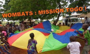 Visuel du projet Wombats : Mission Togo !