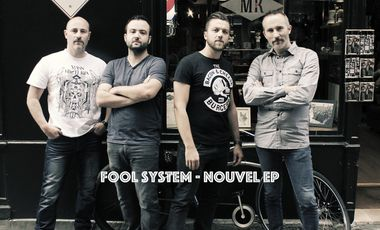 Project visual FOOL SYSTEM - NOUVEL EP