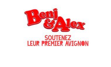 Visuel du projet Aidez Benj & Alex à retourner Avignon