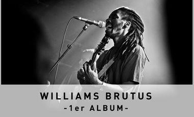 Visuel du projet WILLIAMS BRUTUS - 1er album