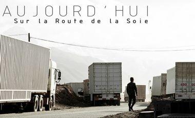 Visuel du projet Aujourd'hui, sur la Route de la Soie