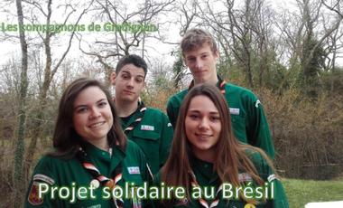 Visuel du projet Projet solidaire au Brésil