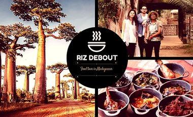 Project visual Riz Debout