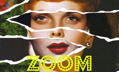 Project visual Zoom