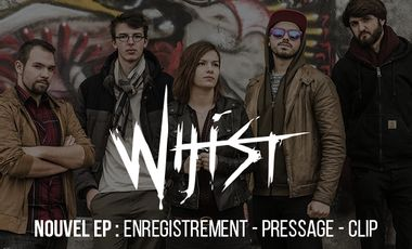 Project visual WHIST - Nouvel EP