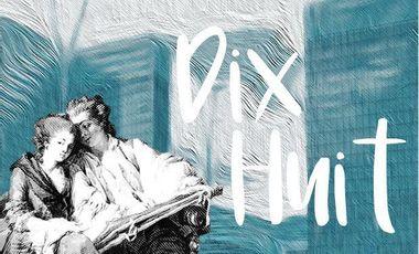 Project visual Dix Huit