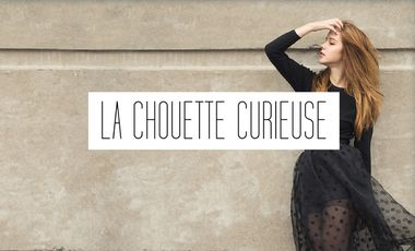 Project visual La Chouette Curieuse