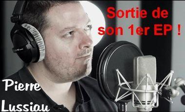 Visuel du projet 1er EP de Pierre Lussiau !