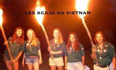 Project visual Les ACAJA au Vietnam