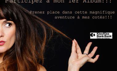 Project visual Céline LENFANT - 1er Album