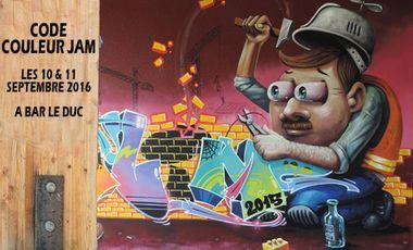 Project visual Festival de graffiti / Hip-Hop à Bar-le-Duc (55)