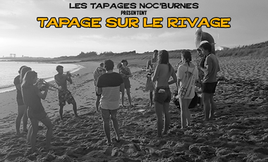 Project visual Tapage sur le Rivage