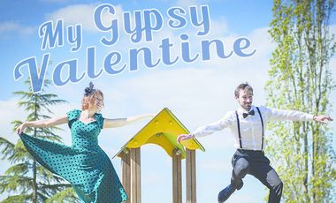 Project visual My Gypsy Valentine – 1er album !