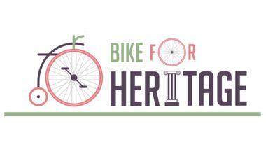 Visuel du projet Bike for Heritage