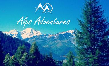 Project visual Alps Adventures, Auberge et Activités