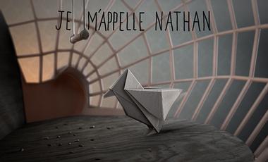 Visuel du projet Je m'appelle Nathan