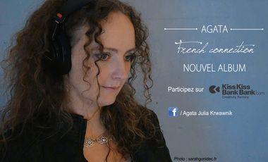 Visueel van project AGATA - Nouvel album - FRENCH CONNECTION