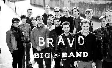 Project visual Bravo Big Band - 1st Recording