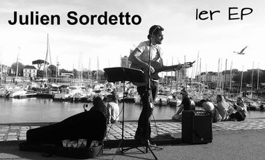 Visueel van project Julien Sordetto - 1er EP !
