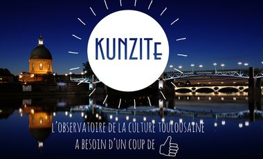 Project visual KUNZITE FAIT SON KISSKISS